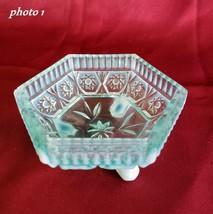 "Fenton - Trinket Bowl/Dish - Pale Aqua - Opalescent - 3.50"" wide x 1.75""... - $11.87"