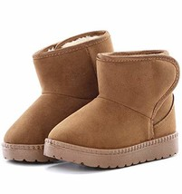 KDHAO Baby Kids Comfortable Casual Shoes Winter Girls Boys Lovely Hiking... - $19.36