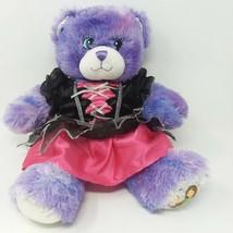 Build A Bear Retired Disney Wizards Of Waverly Place Bear Selena Gomez w... - $23.33