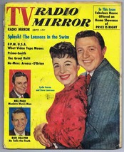 ORIGINAL Vintage September 1958 TV Radio Mirror Magazine Steve & Eydie - $18.51