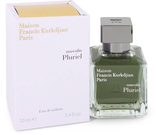 Aamason francis kurkdjian masculin pluriel 2.4 oz perfume