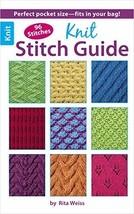 Leisure Arts - Knit Stitch Guide 1 pcs sku# 1856976MA - $29.94