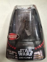 Star Wars Titanium Series Figures Bossk Bounty Hunter - 2006 - $17.10