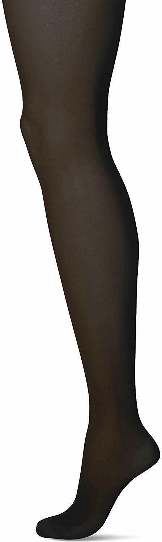 Wolford BLACK Tummy 20 Denier Control Top Tights, US XSmall