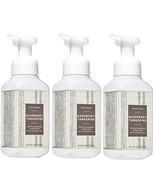 3 Bath & Body Works White Barn RASPBERRY TANGERINE Gentle Foaming Hand Soap - $23.66