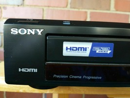 Sony 5-Disc DVD Player, 720p With HDMI Output, Tested & Works, Model: DV... - $112.19