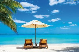 New Tropical Retreat Wall Poster - RP15552 - 22.375'' x 34'' - $6.00