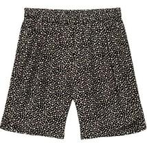OTTE NEW YORK Beige Black POLKA DOT Dress POCKET Shorts Silk MADE IN NYC... - $137.42