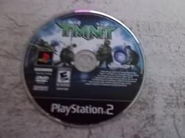 TMNT (Sony PlayStation 2, 2007) - $8.42