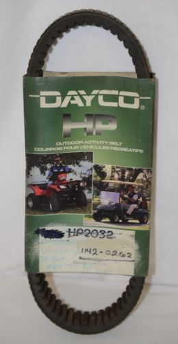 Dayco HP2032 Outdoor Activity Belt Aramid Reinforced Polychloroprene Rubber