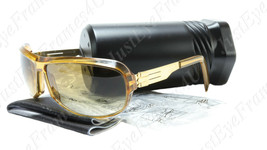 IC! Berlin Sunglasses Liv Gold Stainless Steel Acetate Germany 63-14-130... - $275.48