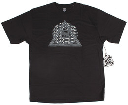 In4mation Hawaii Mens Black or White Live Evil Eye for an Eye NWT image 1