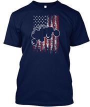Usa Utv Racing Hanes Tagless Tee T-Shirt - £17.56 GBP