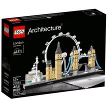 LEGO Architecture London Skyline Collection 21034 Building Set [New] - $45.92