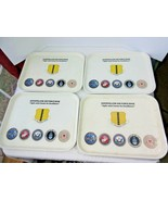 """Set of 4 Vintage Goodfellow Air Force Base 18"""" Cafeteria Tray - Training... - $18.18"""
