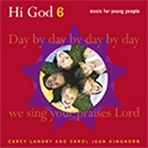 HI GOD VOLUME 6 by Carey Landry