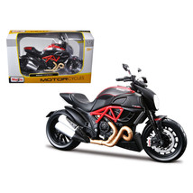 Ducati Diavel Carbon Bike 1/12 Diecast Motorcycle Model by Maisto 31196 - $25.22