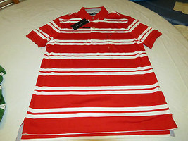 Men's Tommy Hilfiger Polo shirt logo 7871400 Formula One 026 s Classic Fit - $41.31