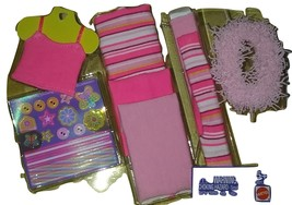 New What's Her Face! Top That! Doll Clothes Fashion Activity Pack  Mattel 2002  - $14.99