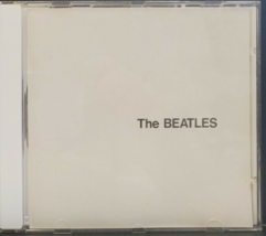 The Beatles  ( White Album Disc 1 ) CD - $3.98