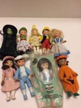 Madame Alexander McDonalds Doll Lot Of 9 - $7.69