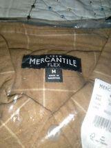 J.Crew Mercantile Men's Slim-fit Long-Sleeve Brushed Twill Shirt MED HEATHER RYE image 5