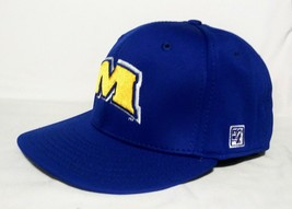 MOREHEAD STATE EAGLES FLATBILL A-FLEX STYLE HAT MENS XL MADE BY THE GAME - $22.00