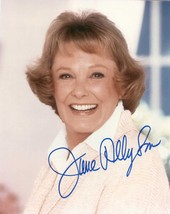 June Allyson (d. 2006) Signed Autographed Glossy 8x10 Photo - $29.99