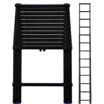 Telesteps 1600ET 16' Extension Ladder-Black Tactical 300lb. Max Load - $316.50