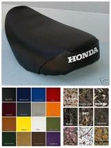 Honda SL175 Seat Cover KO/K1 Motorsport 175 1970 1971 1972  in 25 COLORS  (W/ST) - $37.95