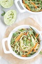 Vegetable Fruit Spiral Shred Process Cutter Slicer Peeler Kitchen Tool S... - $32.98