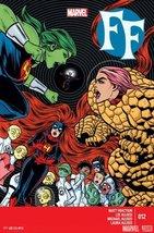 "FF #12 ""Hulk VS. The Thing"" [Comic] [Jan 01, 2013] Matt Fraction - $1.97"