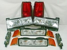 1994-1999 GMC SIERRA YUKON Headlight Set with other Lights Pictured truck & Suv - $185.71