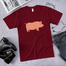 Pro pig t-shirt / pig T-Shirt / made in USA  image 8