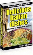 Delicious Italian Dishes - ebook - $1.79