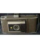 Vintage Pull Tab Polaroid Camera, with Case, NICE VINTAGE CAMERA - $19.79