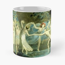 "William Blake ""Oberon, Titania and Puck with Fairies Dancing""  V1787 - $14.59"