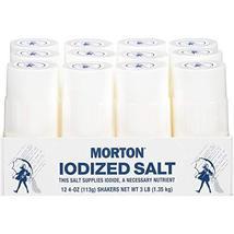 A Product of Morton Iodized Salt (4 oz., 12 ct.) - $15.83