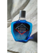 Aqua Velva Classic Ice Blue Cooling Aftershave- 7 Ounce Bottle - $12.00
