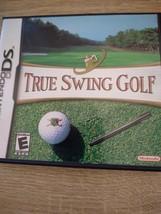 Nintendo DS True Swing Golf image 1