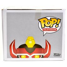 "Funko Pop Power Rangers 6"" Megazord Entertainment Earth Glow in Dark Exclusive image 6"