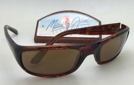 Polarized MAUI JIM Sunglasses STINGRAY MJ 103-10 Tortoise Frames & Bronze Lenses