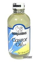 Benjamins Castor Oil 4oz (120ml) - $10.39