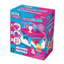 Sweet Tarts Ice Pops Maker Toy DIY Make Popsicles Lollipop Candy Chocola... - $24.75