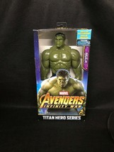 Marvel Infinity War Titan Hero Series Hulk with Titan Hero Power FX Port - $16.83