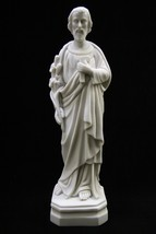 """16"""" Saint Joseph the Worker Statue Sculpture Catholic Religious Made in Italy - $79.95"""