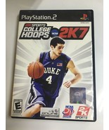 College Hoops 2K7 Playstation 2 PS2 Video Game New Sealed - $9.85