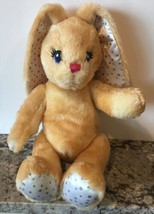 Build A Bear 'More Moves' Stars Jointed Tan Bunny Rabbit Stuffed Animal ... - $16.66