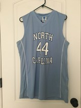 NCAA Men's North Carolina #44 Basketball Jersey Sleeveless Shirt Sz L Cl... - $51.98