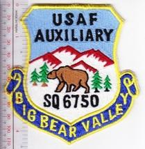 US Civil Air Patrol CAP California Wing Squadron 6750 Big Bear Valley USAF-AUX - $10.99